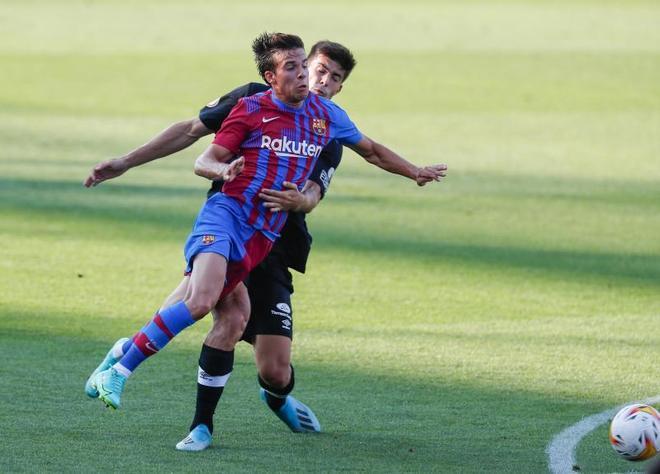 FC Barcelona - Nàstic: Las mejores imágenes del debut del Barça 2021/2022