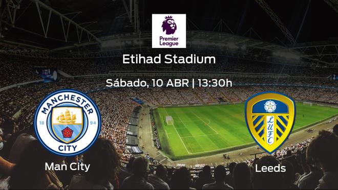 Previa del partido: el Manchester City defiende el liderato ante el Leeds United