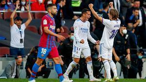 Contra perfecta del Madrid para que Lucas Vázquez sentenciara el Clásico