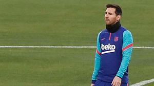 Koeman: Messi tiene la última palabra para jugar o no la final