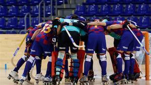 El Barça vuelve a jugar en el Palau