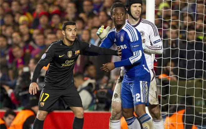Mourinho quiere que Pedro se vaya al Chelsea