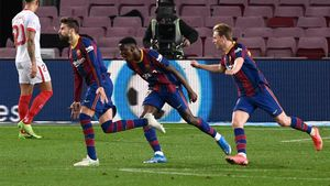 ¿El domingo se puede votar a Piqué?: El golazo de Gerard que enloqueció al Barça