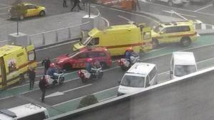 Bruselas se ha visto sacudida por una serie de atentados terroristas