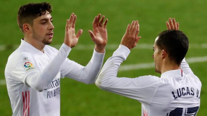Valverde, más que duda para Anfield