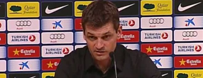Tito Vilanova: La clave era marcar el primer gol