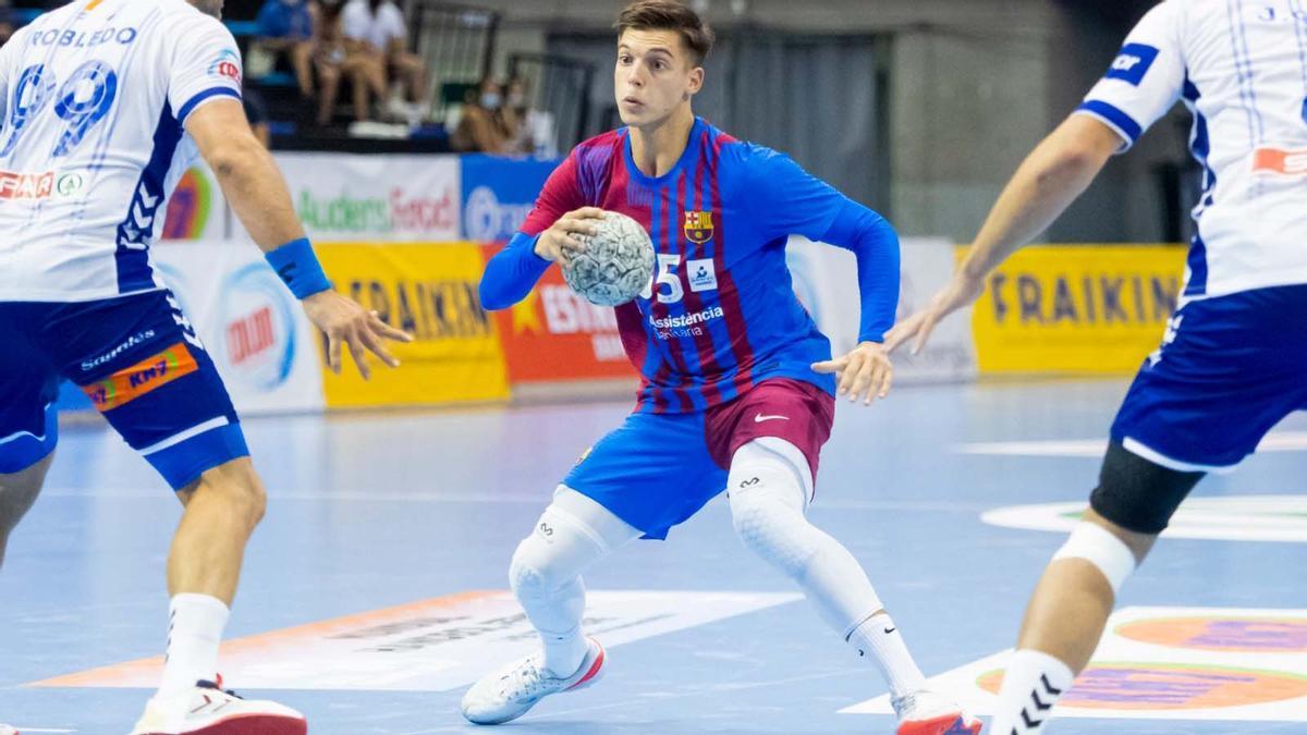 Un notable Domen Makuc marcó seis goles sin fallo