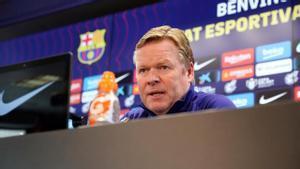 Koeman, sobre la remontada al Sevilla en la Copa: Nada es imposible