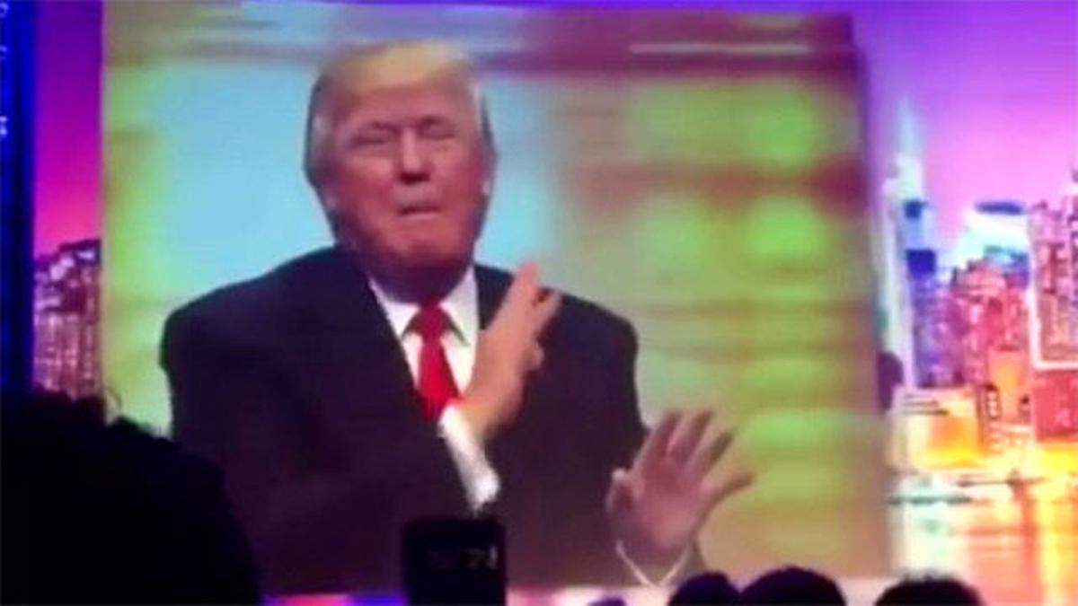 Trump elogió a Rafa Nadal