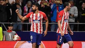 El Atlético se clasificó para la final de la Europa League tras ganar al Arsenal