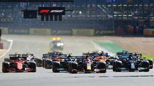 La F1 repetirá el formato al sprint en 2022