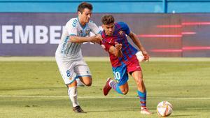 Abde apunta a titular contra el Sabadell