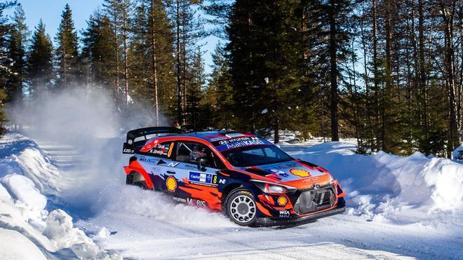 Tänak, vencedor final en Finlandia