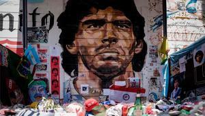 Las revelaciones de Telefé sobre la muerte de Maradona