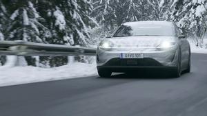 Sony ya prueba su coche eléctrico en las carreteras de Europa