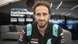 Dovizioso ya luce los colores del Petronas