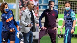 Las opciones al banquillo del Barça femenino