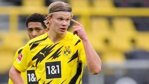 El primo materno del futbolista del Dortmund lleva 64 goles en 37 partidos