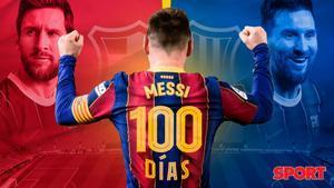 ¿Seguirá Leo Messi en el FC Barcelona? Quedan 100 días para la gran decisión