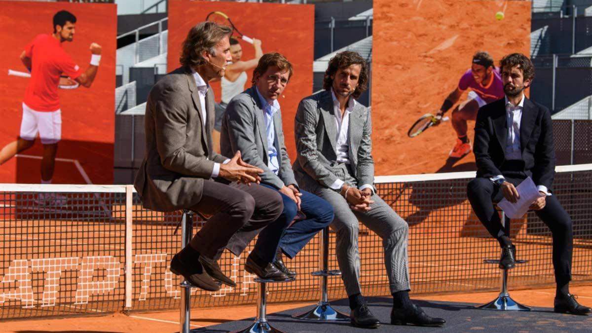 El Mutua Madrid Open renueva con Madrid hasta 2030