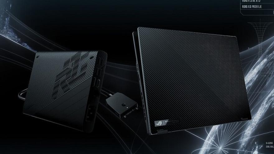 El Asus ROG Flox X13 se trata del primer portátil de la firma con una RTX 3080 externa