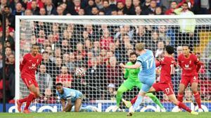 Liverpool y City firman el empate en Anfield