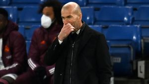 Zidane no aclara su futuro: Solo pienso en la Liga, el resto será después