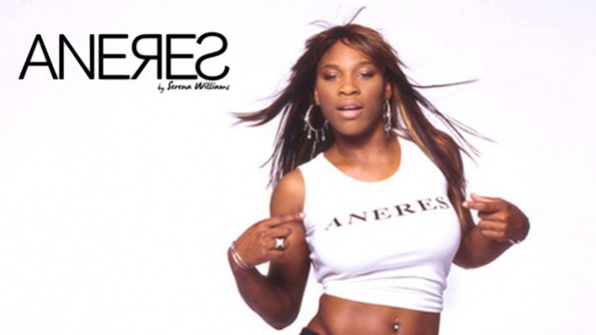 Una de las imágenes promocionales de Serena Williams