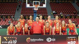 El equipo de Lucas Mondelo, lísto para la fase final del Eurobasket