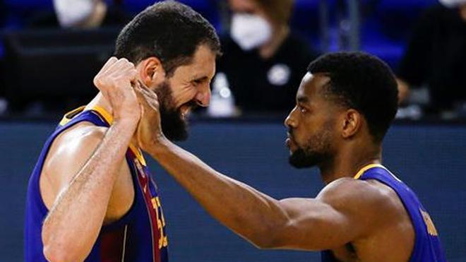 La pareja Mirotic-Higgins debe ser determinante para el Barça