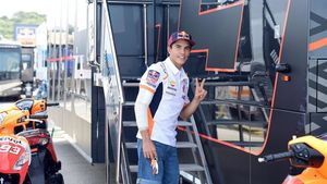 Márquez tendrá que esperar unos meses para volver a competir