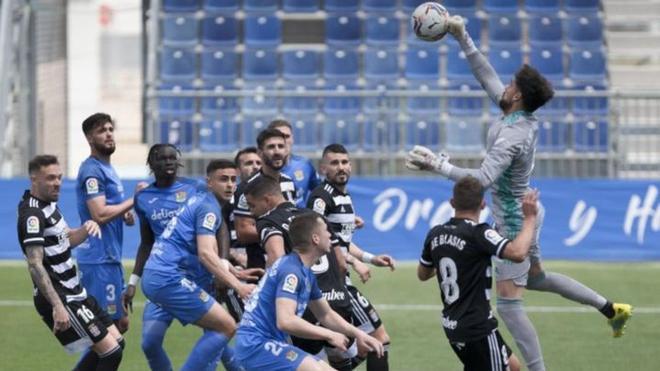 El Fuenlabrada suma dos victorias y dos empates en sus últimos partidos de LaLiga SmartBank