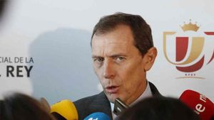 Butragueño, director de relaciones institucionales del Real Madrid