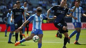 LALIGA  Málaga - Alavés (0-3)