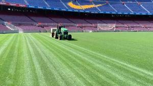 El Barça se prepara para el retorno del fútbol