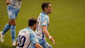 El resumen de la victoria del Málaga ante el Albacete