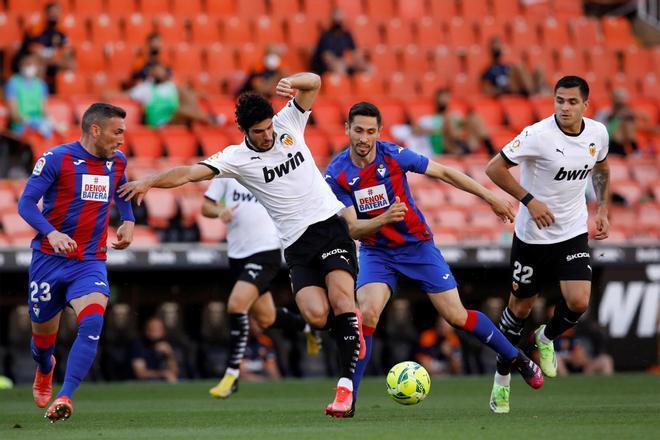 El Sevilla se interesa por Guedes