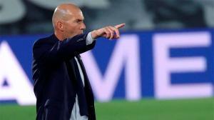 Zidane: No hemos ganado media Liga, no hemos hecho nada todavía