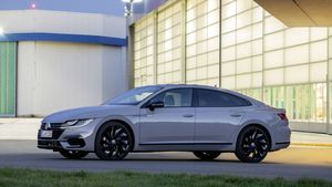 El espectacular Arteon R-Line Performance