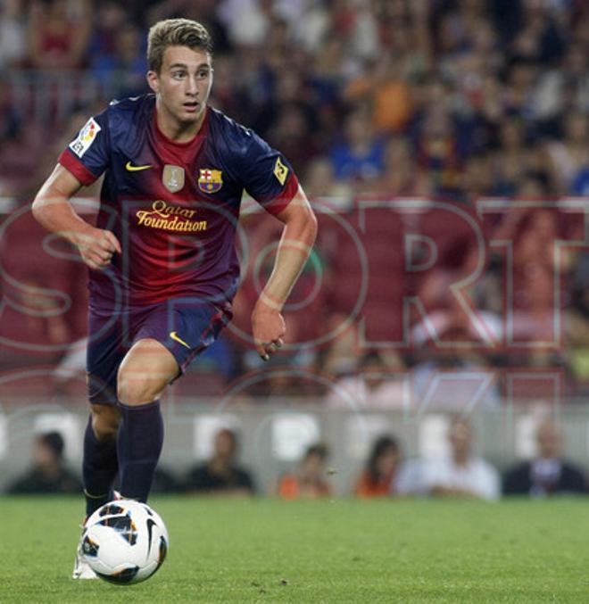 18. Gerard Deulofeu 2012-13