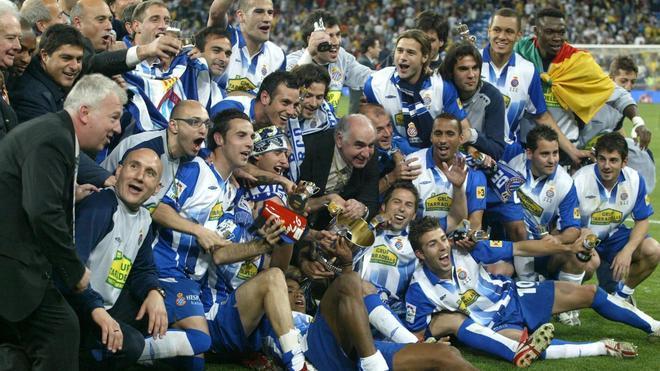 La Copa del Rey del 2006 es el último título nacional periquito
