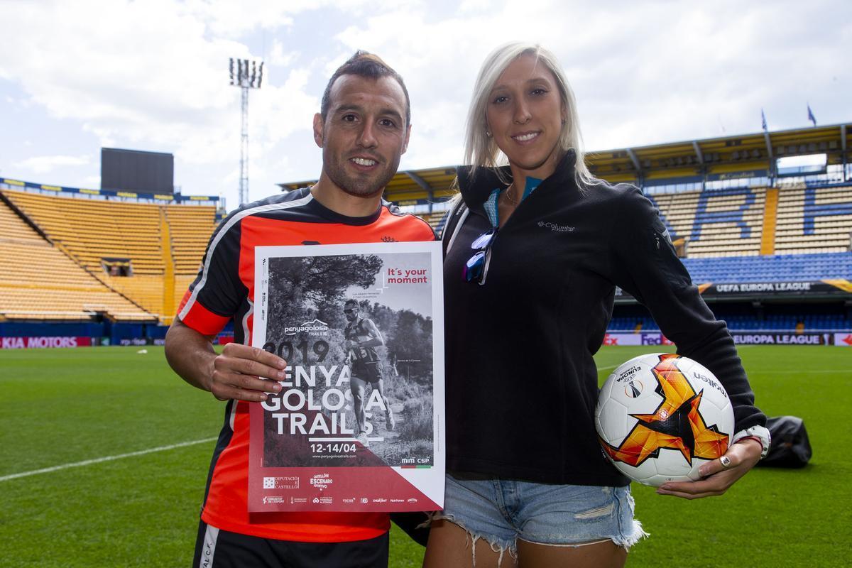 El Villarreal CF, a través de su programa Endavant Esports, revalida su apoyo a Penyagolosa Trails