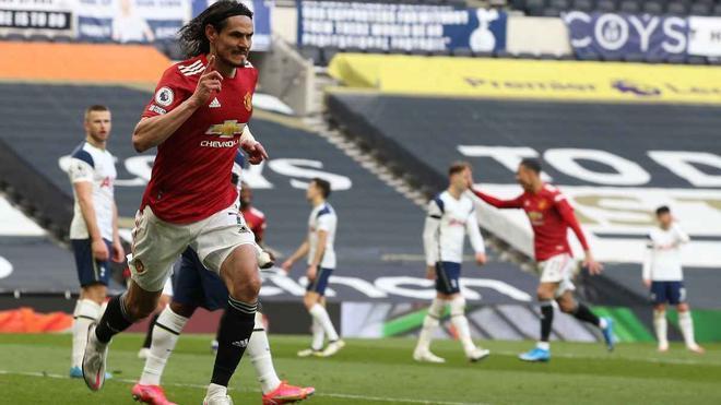 Luego de 11 jornadas consecutivas sumando puntos, el Manchester United aún sueña con ganar la liga