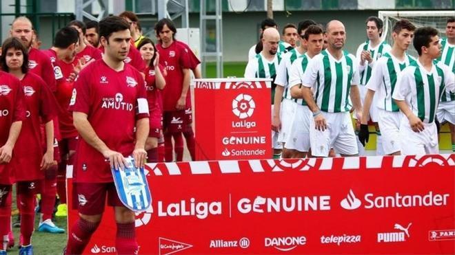 Jornada final de LaLiga Genuine Santander de la temporada pasada