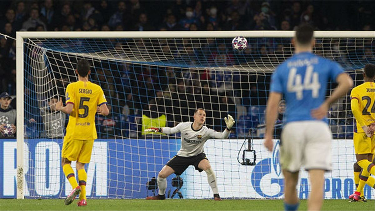 ¡Otra más! Ter Stegen volvió a salvar los muebles al Barça