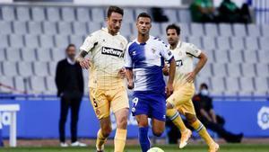 A pesar de caer ante el Espanyol, el Sabadell continúa levemente fuera de la zona de descenso