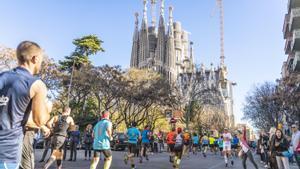 La Marató de Barcelona se disputará el 7 de noviembre