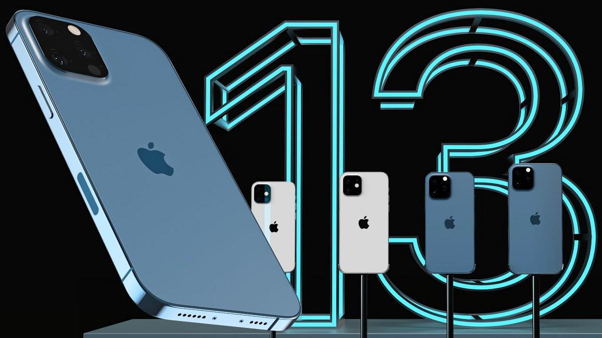 Las acciones de Apple caen por los temores de producción del iPhone 13