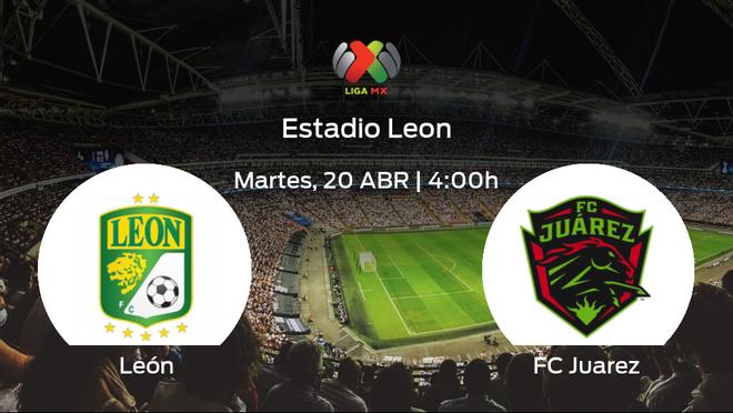 Previa del encuentro de la jornada 15: León - FC Juarez