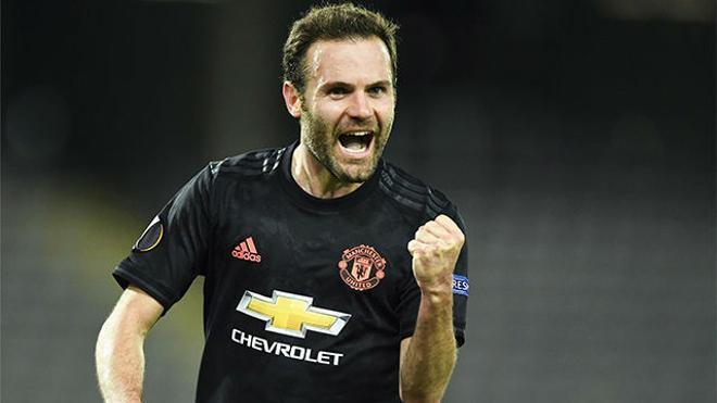 El United le ofrece otro año a Juan Mata